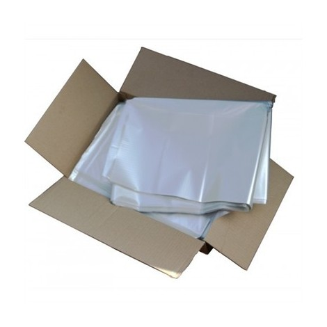 Heavy duty Clear Compactor Sacks x 100/Box