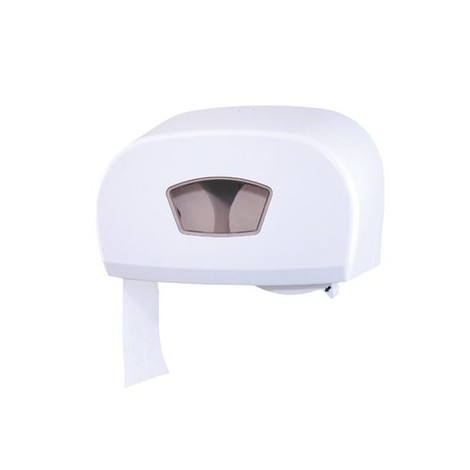 Sigma Toilet Paper Dispenser- White