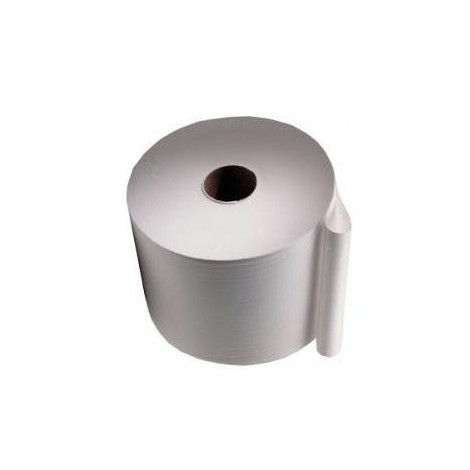 Wiper Roll White 2ply 280mm x 400M x 2 Rolls