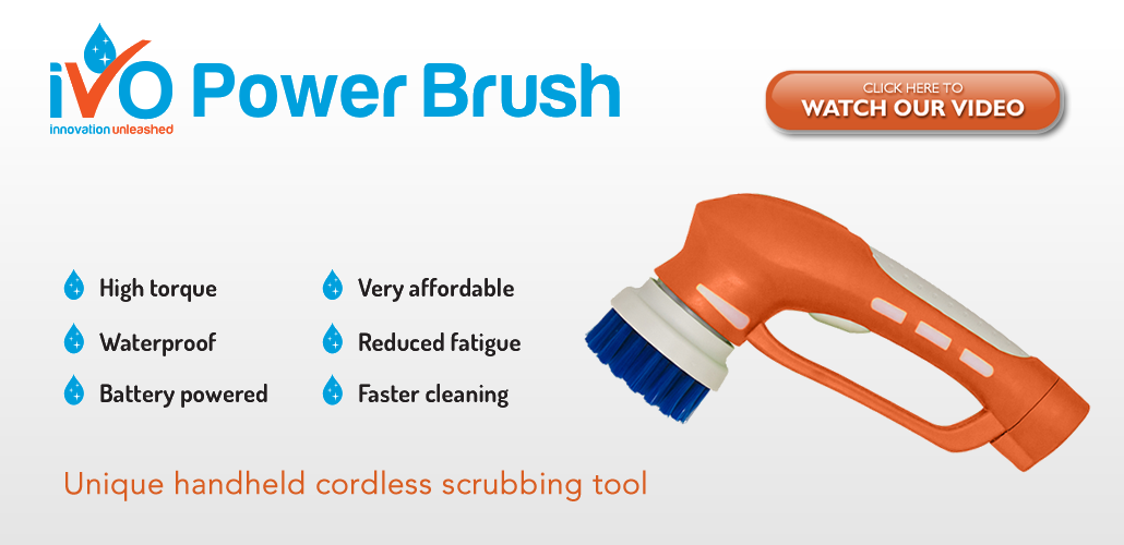 Ivo Power Brush By City Healthcare